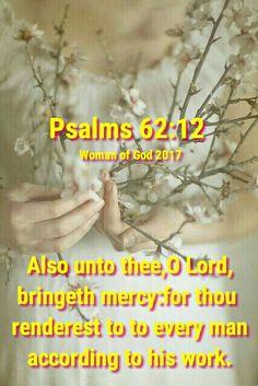 Psalms 62:12
