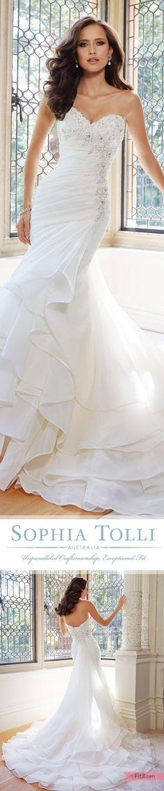 Strapless Wedding Dresses 2016                                                                                                                                                                                 More