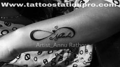 Name with infinity tattoo design...!! #bestfemaleartist #bestwork #bestfemaleartist #mp #Name #bestfemaleartist #bestwork #bestfemaleartist #mp #indore #inklover #ink #inlove #inkgirl #name #nametattoo #shading #tattoo #art #artist #female #nametattoo #infinitytattoo #annurathore #annu_rathore #annuartist #annu #annu_rathore ❤️ #femaleartist #besttattoodesigns #besttattoosrtist #annu_rathore #annu_rathore #mp #indore #instagram #instalover  At tattoo station & academy  Call us - 8982