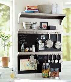 Stainless shelving