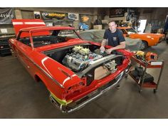"""#BodieStroud and Several of the Amazing #BodieStroudIndustries' Builds were Featured in the """"#OrangeCounty Register"""" Newspaper this week! Great Interview and Awesome Photos! Thanks for Checking it Out and Hope Everyone is Havin' a Great Week so far! http://www.ocregister.com/articles/stroud-665926-ford-cool.html"""