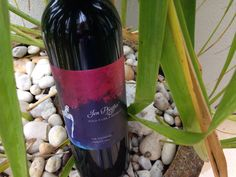 Jen Pfeiffer's Diamond Merlot - a big fan!