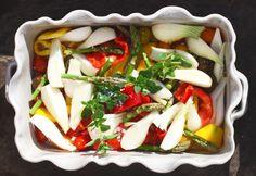Grillade grönsaker | Catarina Königs matblogg