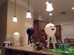 Minecraft Ghast balloons
