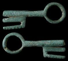 Ancient Resource: Ancient Roman Keys
