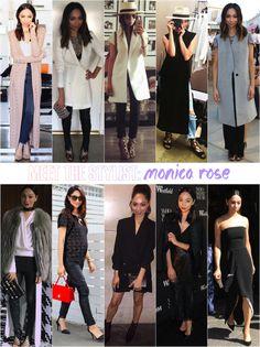 Stylist do dia: Monica Rose - Fashionismo