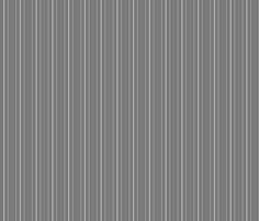 Grey_Stripe fabric by mammajamma on Spoonflower - custom fabric