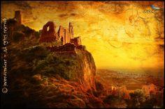 (0464) Entre Castells i somnis - Entre Castells i somnis. (Recreació fantàstica impossible)