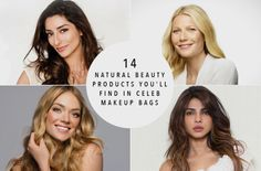 14 natural beauty products you'll find in celeb makeup bags