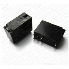1 x Panasonic interruptor DPDT de montaje de PCB 5V DC BOBINA Relé TQ2-5V de alta frecuencia