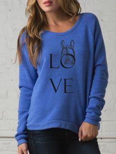 Horse Ears Fleece | Horse Sweatshirt – Equestrianista LLC