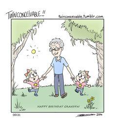 Happy Birthday Grandpa!