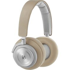 B&O Play by Bang & Olufsen - Beoplay H7 Wireless Over-the-Ear Headphones - Natural, 49759BCW