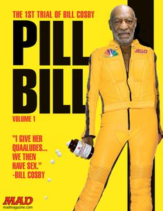 See more 'Kill Bill' images on Know Your Meme! Funny Cartoons, Funny Jokes, Hilarious, Funny Stuff, Bill Meme, Mad Tv, Types Of Humor, Bill Cosby, Funny