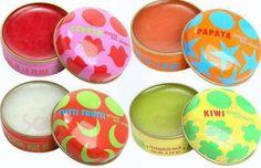Best lip balm in the world. Tutti Frutti flavour. :)