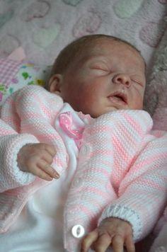 "Reborn baby girl "" Sydney"" , kit Marie d'Evelina Wosnjuk"