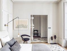 Rue Bizolon Residence by Maison Hand   PC: Felix Forest   Featured: Platner Arm Chair   Knoll Inspiration