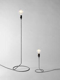 Minimal Light Design by Design House Stockholm MONOQI