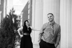 Lorraine & Daniel's Engagement Session at Fairleigh Dickinson University, Madison Campus - New Jersey Wedding & Engagement Photography - David Eric Photography