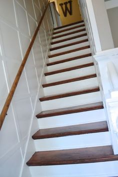 narrow enclosed staircase project - Google Search