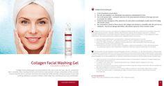 Collagen Facial Washing Gel