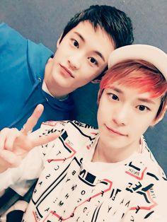 NCT - NCT U Doyoung,and Mark♡♡