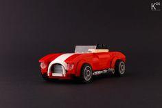 AC Shelby Cobra: _lichtblau_'s Design