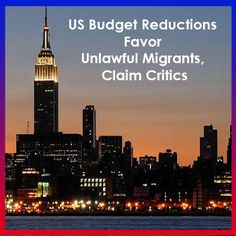 According to certain new reports, the incumbent US President has ordered sweeping cuts in government spending even as the same will allegedly cut $85 billion from the national budget in the coming 7 months. It is alleged that the said cuts have already affected the nation's policing of immigration & additional disturbance cannot be ruled out.