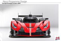 LaFerrari LMP1 Racer