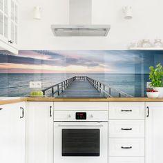 Küchenrückwand - Steg Promenade Kitchen iDeas  #KÜCHENRÜCKWAND #Promenade #Steg #kitchen #home #homedecor Küche 🍳 #küche Washing Machine, Home Office, Backsplash, Kitchen Cabinets, Home Appliances, Home Decor, Instagram, Design, Diy