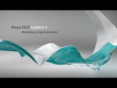 Maya 2017 Update 3: Review of Modeling Improvements (No Audio) - YouTube