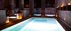 Aire Ancient Baths spa NYC