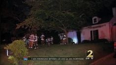 Police: Son set fire to parents' home
