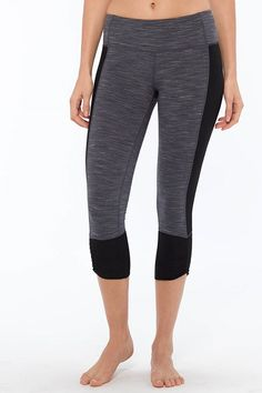 Pin for Later: Julianne Hough's New Activewear Collection Will Give Your Workout Basics a Colorful Upgrade  Blend Spacedye Capri ($59)