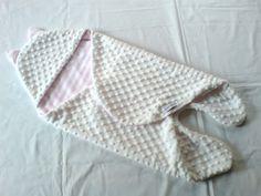 Baby Einschlagdecke Puckdecke 24 von EMS ART Factory auf DaWanda.com