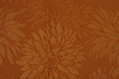 Barrow Lindstrom Matelasse Upholstery Fabric in Ginger $18.95 per yard