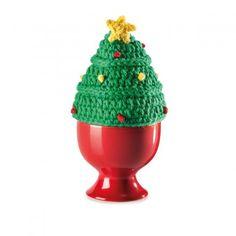 Eierwärmer Funky Eggs Christmas Tree