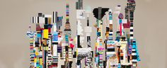 Douglas Coupland: everywhere is anywhere is anything is everything @ MOCCA Jan 19 2015 Museum Of Contemporary Art, Contemporary Artists, Modern Art, Lego Sculptures, Sculpture Art, Douglas Coupland, Art Toronto, Toronto Canada, Vancouver Art Gallery