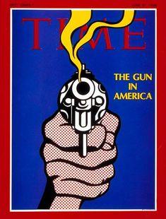 TIME Magazine June 21, 1968 (Roy Lichtenstein).  RFK was assasinated two weeks earlier. 45 years later...