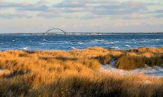 Ein malerischer Blick von der Insel! #Fehmarn