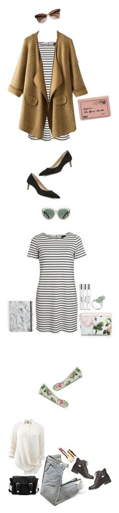"""""""September 2015"""" by green-jello ❤ liked on Polyvore featuring VILA, ANS, STELLA McCARTNEY, Ann Taylor, philosophy, Ted Baker, Vivienne Westwood Anglomania + Melissa, Tory Burch, Poverty Flats and Charlotte Russe"""