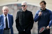 Roger Federer and Rafael Nadal: Rod Laver explains why duo remain happy despite struggles -  Getty  Roger Federer and Rafael Nadal are enjoying their tennis according to Rod Laver  That is according to former world No 1 Rod Laver.  Federer's lighter schedule had been proving fruitful as the Swiss star won both the Australian and Rotterdam Opens earlier this year.  The 36-year-old only suffered his first defeat of 2018 against Juan Martin del Potro at the Indian Wells Masters last week.  But…