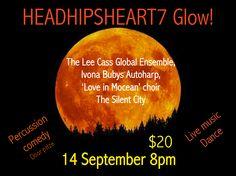 Cabaret - The Less Cass Global Ensemble - 14 Sep 8pm - Ruby's Cafe - 95 Roscoe St, Bondi Beach $20
