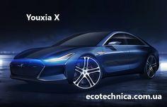 Концепт суперкара Youxia X