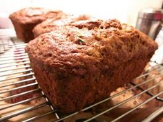 My Favorite Things: Coconut and Walnut Zucchini Bread