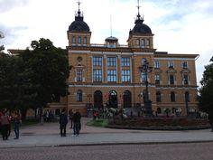 Finland, Oulu (2012, September) Gemeentehuis