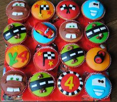 cars cakes - Google Search
