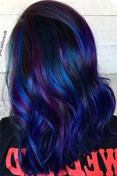 40 Stunning Blue Hairstyles Ideas in 2019 40 Stunning Blue Hairstyles Ideas in This year it's about the BLUES! Any blend and shade of blue will work, yet in case need a little blue motivation, look at these beguiling blue hair sh…, Blue Hairstyle Ombre Hair Color, Cool Hair Color, Hair Colour, Pretty Hairstyles, Blue Hairstyles, Hairstyles Videos, Simple Hairstyles, Everyday Hairstyles, Formal Hairstyles