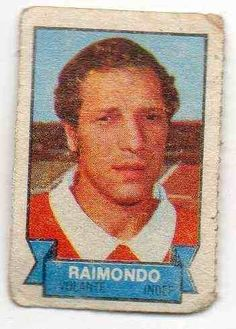1972 Miguel Angel Raimondo - Independiente de Avellaneda