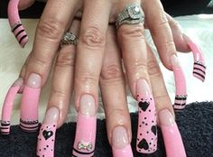 Blinged outa my mind by NailsbyLeann